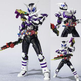 [YH]全新現貨 日版 啡盒未開 S.H.Figuarts Madrogue Mad Rogue SHF Kamen Rider Build 幪面超人