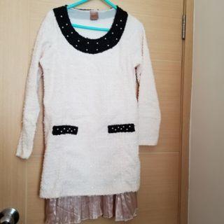 Chanel style one piece dress