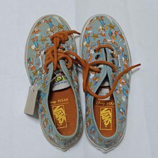 Vans玩具總動員聯名款童鞋20cm