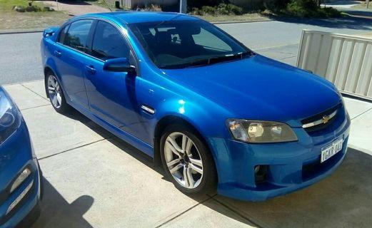 Holden Commodore sv6 2009