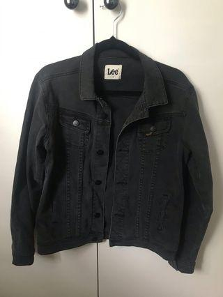 Lee Black Denim Jacket