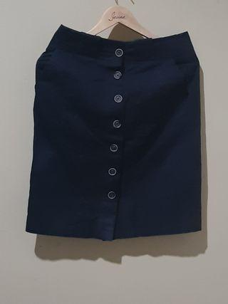 Zara button skirt NO NEGO