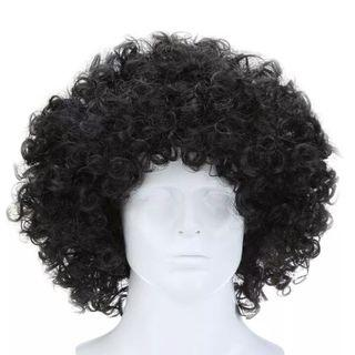 Brand new AFRO PARTY WIG BLACK
