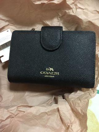 Unused Coach Wallet