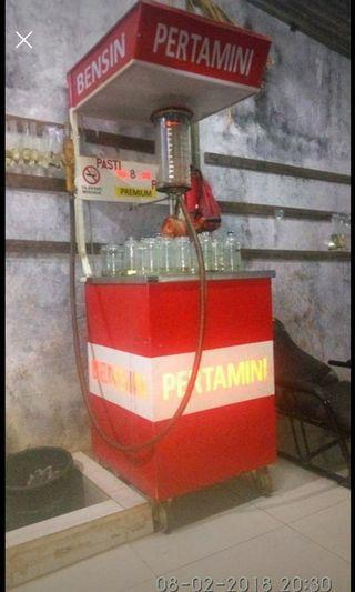 Pertamini untuk jualan bensin