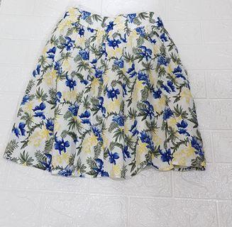 🚚 棉質碎花裙~現貨