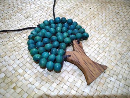 Kalung Model Pohon 🌳 (From Wood)