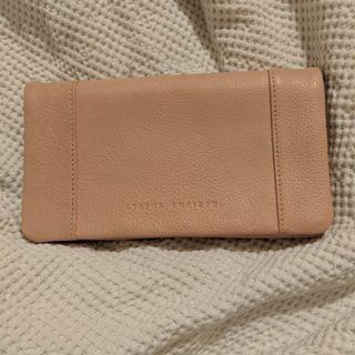 Status Anxiety Some type of love pink wallet