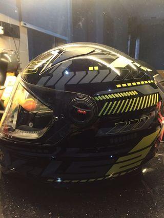 LS2 Fullface Helmet