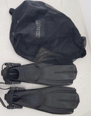 Diving Fins - Mares ; size XS