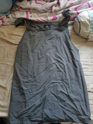 army overall dress