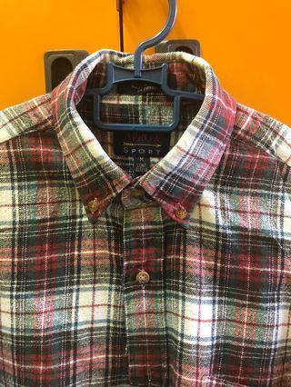 Flannel Shirt Kemeja
