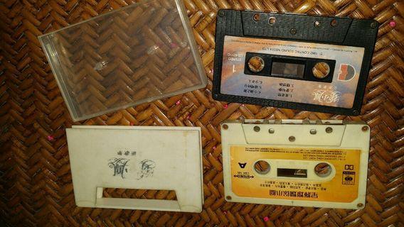 徐小鳳錄音帶兩盒,屯門交收,郵寄加10$
