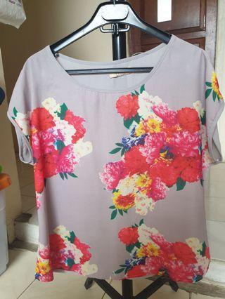 Flowery Top