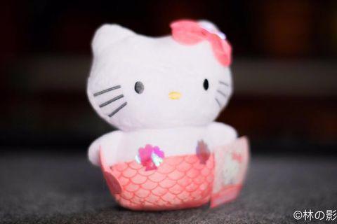 🚚 [BNWT] Hello Kitty Mermaid Plush Toy