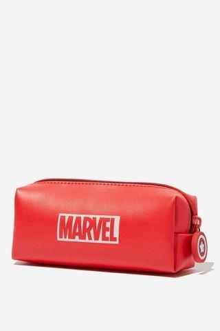 Typo X Marvel Pencil Case