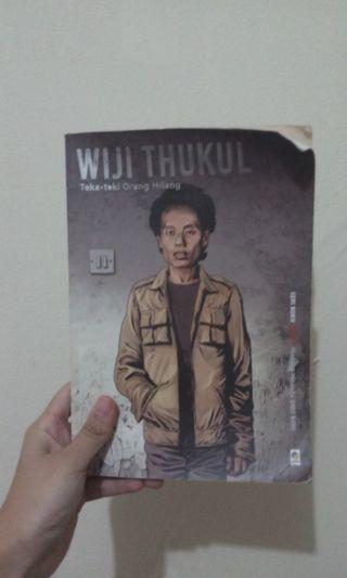 Biografi Wiji tukul