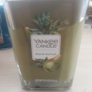Yankee candle pears& leaf