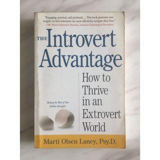 The Introvert Advantage by Marti Olsen Laney