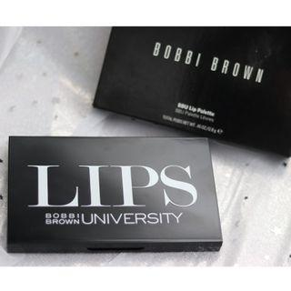 Authentic Bobbi Brown Universal Lip Palette