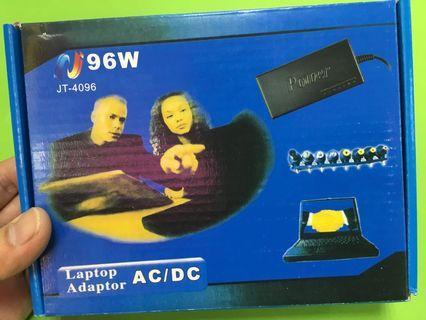 Universal Laptop adapter/12V to 24V /手提電腦通用火牛