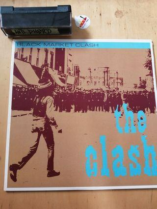 The clash - Black Market clash 10'