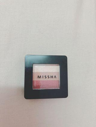 Missha Triple Shadow 三色漸變眼影