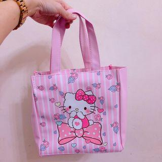 Hello Kitty / My Melody Lunch Box