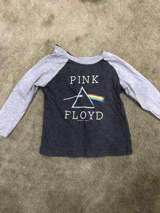 Baby band long sleeves shirt - Pink Floyd