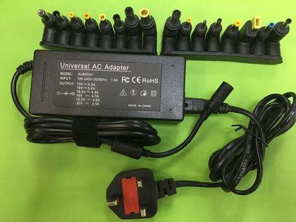 Auto Universal AC adapter /通用notebook 火牛(15V至20V)自動感應