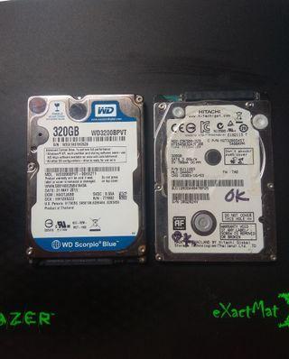 320gb sata 2.5 hardisk