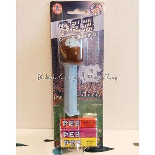 美國🇺🇸 全新 PEZ 美式足球 🏈 橄欖球 貝思 糖果盒 貝思糖