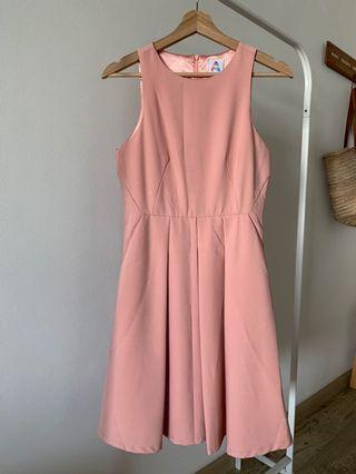 🚚 AForArcade Pink Dress