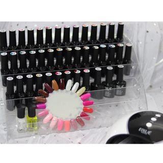 Gel Manicure full set tools