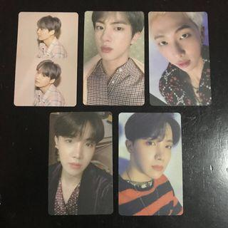 (wts) bts map of the soul persona official pc