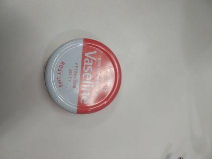 Vaseline petroleum jelly lip therapy rosy lips #maugopay
