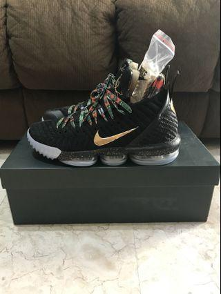 US 9 LeBron 16 Watch the Throne