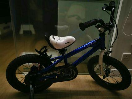 Bmx royal baby bike