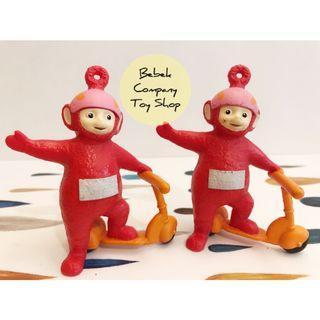正版 英國BBC teletubbies 天線寶寶 公仔 玩偶 小波 玩具