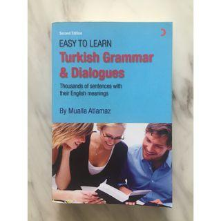 Turkish Grammar And Dialogues - Easy To Learn