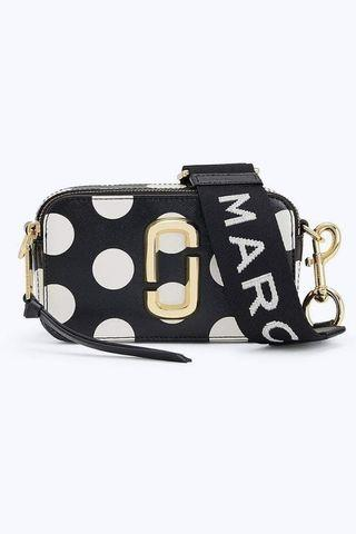 Marc Jacobs snapshot 21 black and white dot