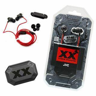 🚚 JVC HA-FX1X XTREME XPLOSIVES In-Ear Deep Bass Stereo Earphones