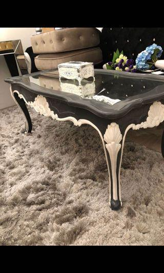 🚚 Ready stock offer ! Baroque mirror coffee table