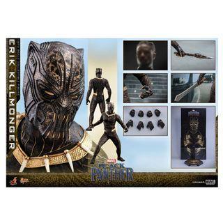 徵收 HOT TOYS MMS471 Black Panther Erik 艾瑞克 齊爾蒙格 訂單或現貨