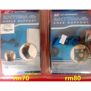 Ankle, Knee, Wrist and Elbow support braces