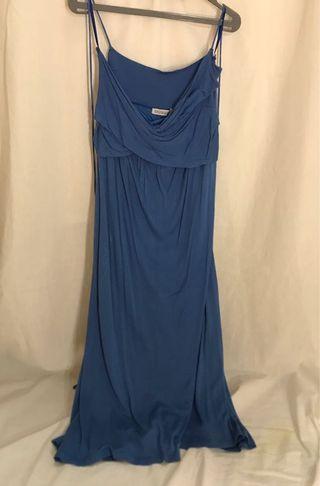 Zara Blue Long Dress