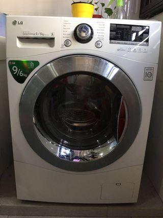 LG Washing Machine cum Dryer