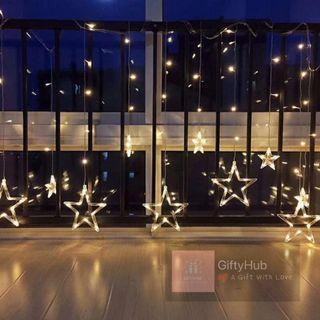 Star Curtain Light | Instock