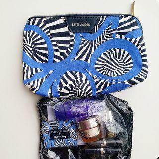 (全新) Estee Lauder 套裝連化妝袋