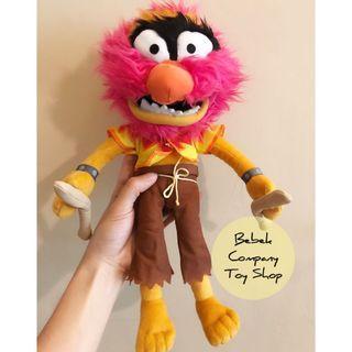 14吋 Disney the muppet show muppets 迪士尼 布偶秀 Gonzo 柯密蛙 青蛙 玩偶